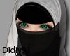 [AK] 2 layer Niqab