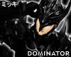 ! Black Dominator Helm