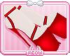 ♥Santa Baby Heels
