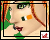 ~R~ Irish Facepaint
