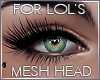[MT] Mesh.H Eyes Green