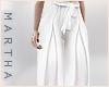( Silk Flares ) White