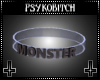 PB Monster collar Mesh
