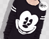 + mickey mouse sweater
