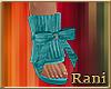 CC-Tiffany Blue Heels