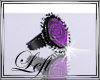 `SC Gothic Love Ring Lft