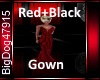 [BD]Red+BlackGown
