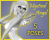 Mystical Angel- 5 POSES