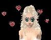 Red Diamond Hearts
