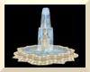 Elegant Gold Fountain