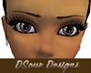 Black Medium Eyelashes