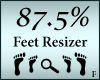 Feet Scaler
