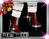 [CCQ]Merry-Mess Boots