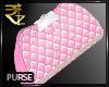 [R] Pink Promo Purse