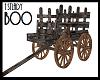 Wooden Wagon Cart