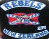 N.Z Rebel Harley