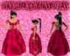 [FCS] Pink Silk Dress