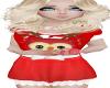 Child Christmas Owl Dres