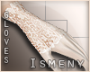 [Is] Elegant Ivory Glove