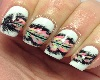 FEATHERD NAILS