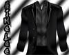 Casual Black Suit
