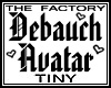 TF Debauch Avatar Tiny