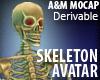 Skeleton Avatar DRV
