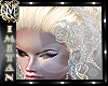 (MI) Silver veil