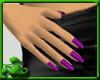 Dainty Nails - Plum