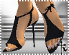 -tx- Stunning Heels Blk
