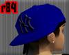 [r84] BwBlu Yankee Cap 2