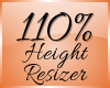 Height Scaler 110% (F)