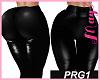 """""""Bimbo PVC Pants BK PRG1"""