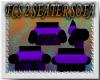 [FCS] Purple Black 2 Str