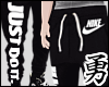 f Nike Sweats / Black