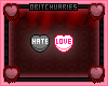 Hate/Love Candies [MADE]