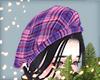 KKI# purple flannel