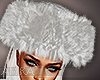Snowflake Fur Hat