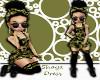 LilMiss Shaya Dress