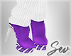 *S Plum Candy Shoes