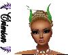 (NA)F/M Green Horns/Halo