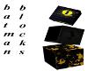 Batman Pose Blocks?seats