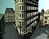 European Street Corner