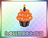 Halloween: Cupcake