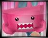 Pink Domo Purse