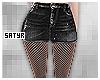 Black Nikky Skirt RLS