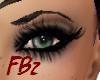 Pretty Charcoal Eyebrows