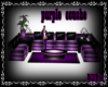 Purple couche