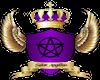 StAngelius Crest Sticker