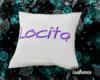 *LB* Loci Pillow RQST